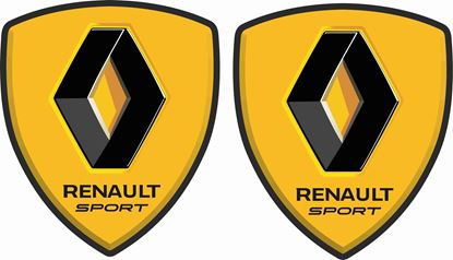 Picture of Renault Sport Decals / Sticker