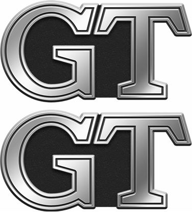Picture of Toyota Celica GT  Boot Emblem  Decals / Stickers