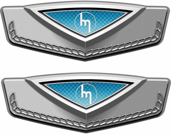 Picture of Mazda Grand Familia Emblem Decals / Stickers