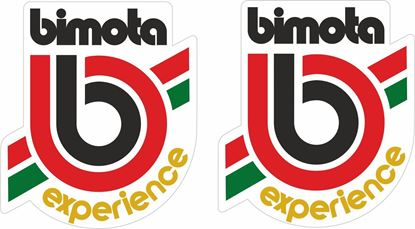 Picture of bimota experience Decals / Stickers