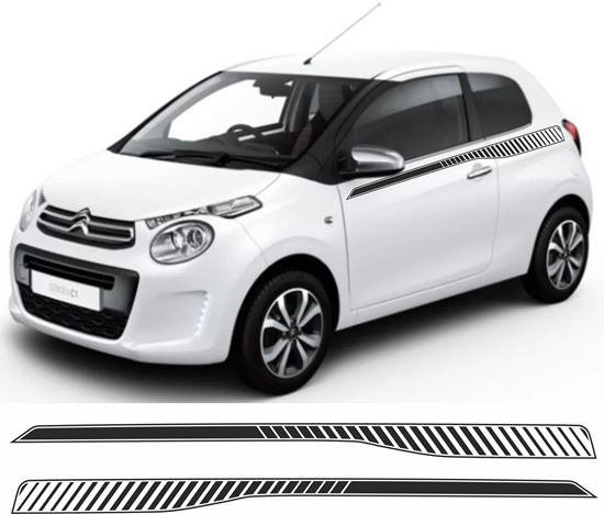 Picture of Citroen C1 side Stripes / Stickers