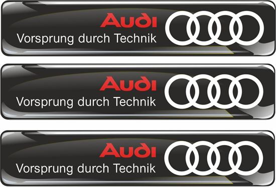 Picture of Audi Badges 55mm