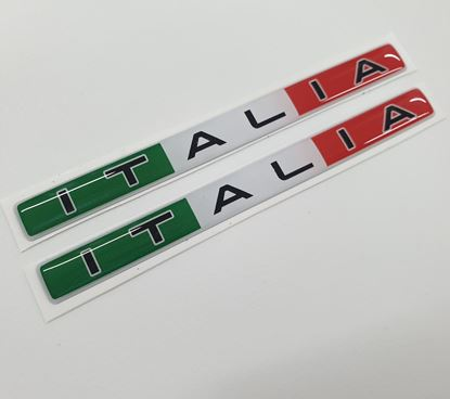 Picture of Italia Exterior Badges 100mm