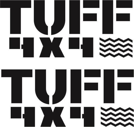 Picture of Tuff 4x4 Decals / Stickers