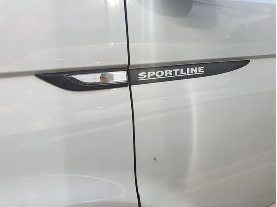 Picture of VW  T6  Sportline side repeater Stripe  / Stickers