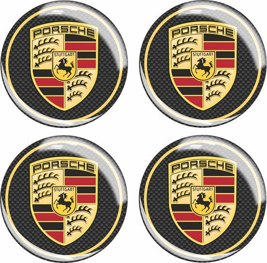 Picture of Adhesive Badges - Carbon Fibre