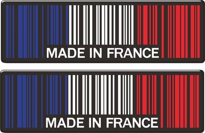 Picture of Made in France  Decals / Sticker