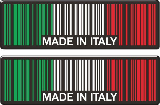 Picture of Made in Italy Decals / Sticker