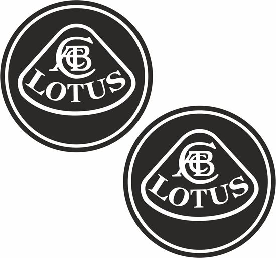Picture of Lotus Decals / Stickers