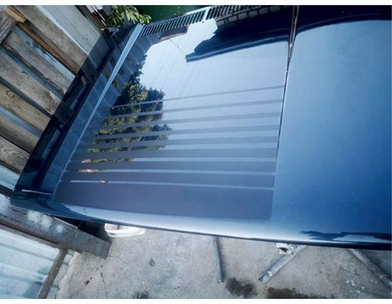 Picture of Golf Mk1 Bonnet fade Stripes  / Stickers