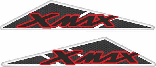 Picture of Yamaha X-Max adhesive Badges 160mm