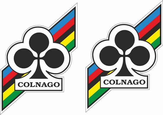 "Picture of ""Colnago"" Decals / Stickers"