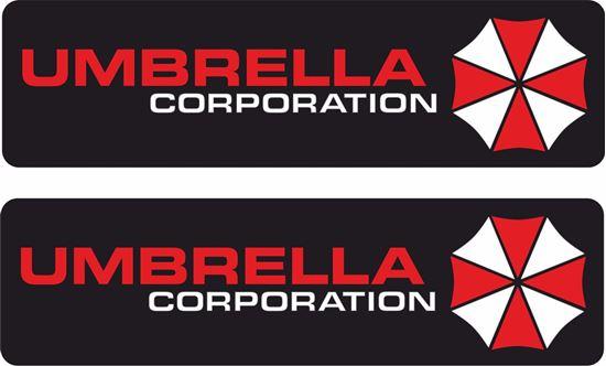 "Picture of ""Umbrella Corporation"" Decals / Sticker"