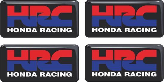 Picture of Honda HRC Adhesive Badges