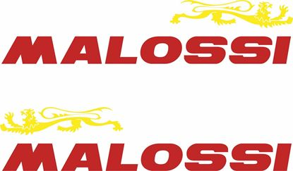 Picture of Malossi Decals / Stickers
