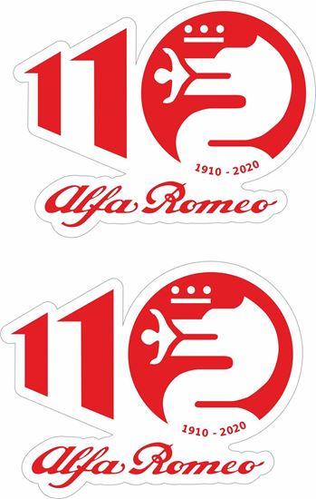 Picture of Alfa Romeo 110 Decals / Stickers