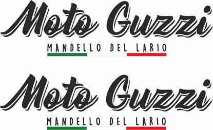Picture of Moto Guzzi Mandelo Del Lario Decals / Stickers