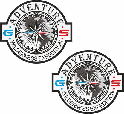 Picture of BMW GS Adventure  Decals / Stickers