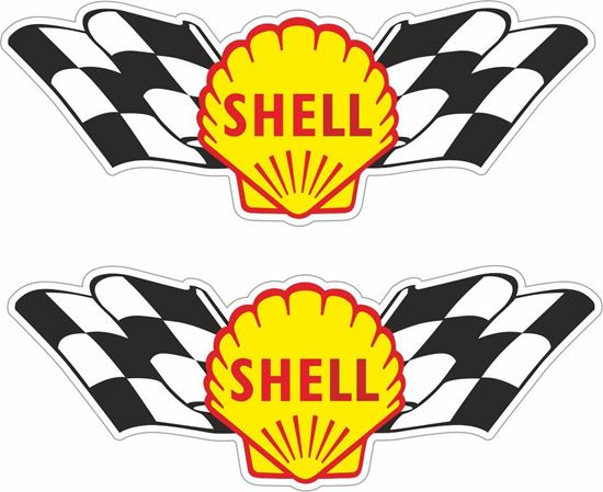 """Picture of """"Shell"""" general panel  Decals / Stickers"""