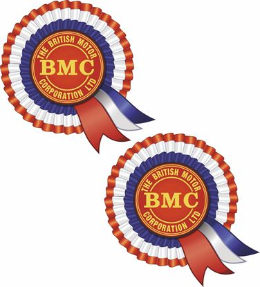 Picture of BMC Decals / Stickers