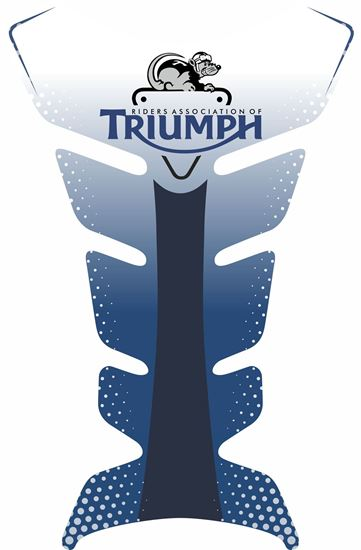 Picture of Triumph Riders Association Gel Tank Protector