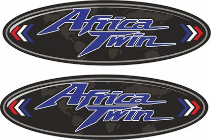 Picture of Honda African Adventure Decals / Stickers