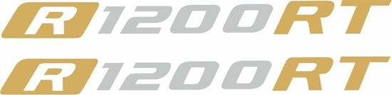 Picture of BMW R 1200RT Decals / Stickers