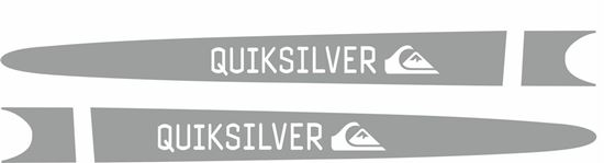 Picture of Peugeot 307 Quicksilver replacement side Decals / Stickers EXACT FIT