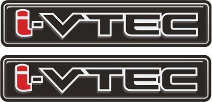 Picture of i-VTEC 100mm Exterior Gel Badges