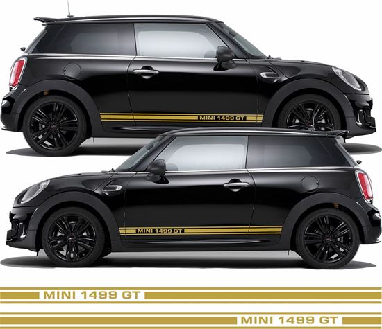Picture of Mini F56 / F57 1499 GT side Stripes / Stickers