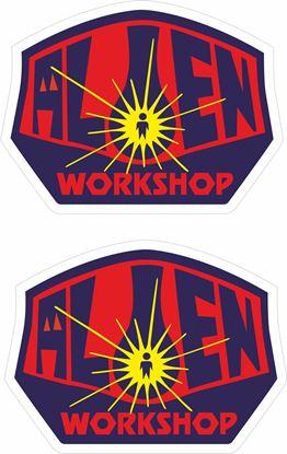Picture of Alien Workshop Decals / Stickers