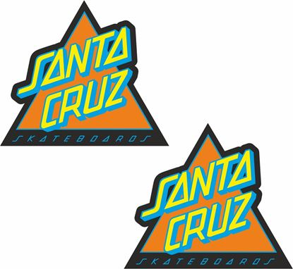 Picture of Santa Cruz  Decals / Stickers