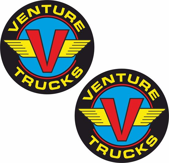 Picture of Venture Trucks Decals / Stickers
