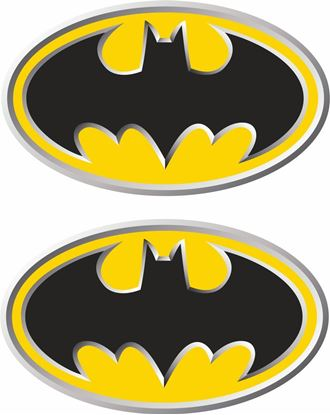Picture of Batman Decals / Stickers