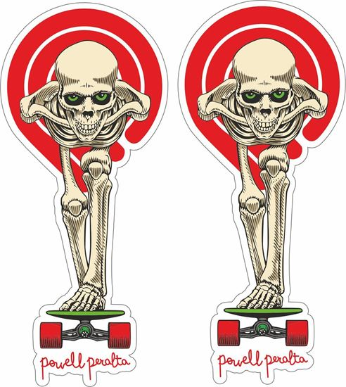 Picture of Powell Peralta Decals / Stickers