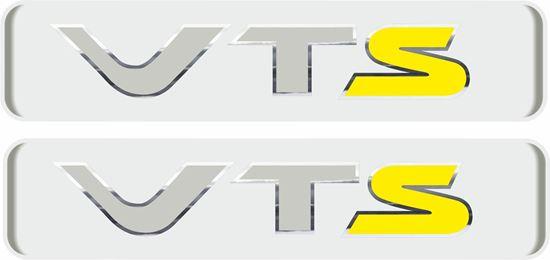 Picture of Citroen Saxo VTS  side door replacement Badges