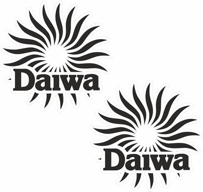 Picture of Daiwa Decals / Stickers
