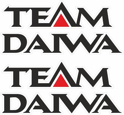 Picture of Team Daiwa Decals / Stickers