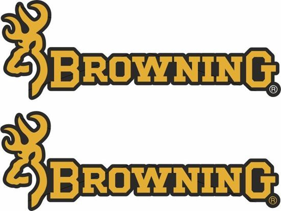Picture of Browning Decals / Stickers