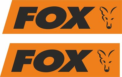 Picture of Fox Decals / Stickers