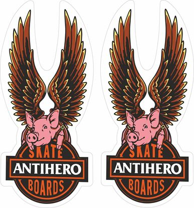 Picture of Anti Hero Skate Boards Decals / Stickers
