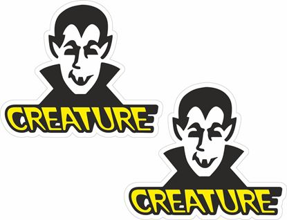 Picture of Creature Decals / Stickers