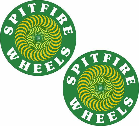 Picture of Spitfire general panel  Decals / Stickers