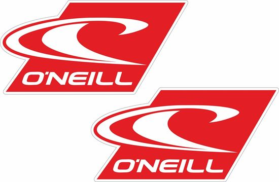 """Picture of """"O'Neil Decals / Stickers"""