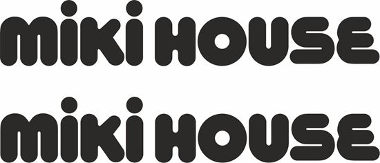 Picture of Miki House panel / Glass Decals / Stickers