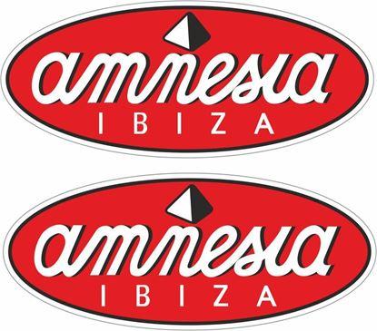 Picture of amnesia Ibiza Decals / Stickers