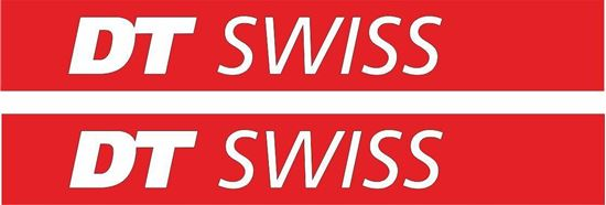 """Picture of """"DT Swiss"""" Decals / Stickers"""