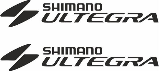 Picture of Shimano Ultegra Decals / Stickers