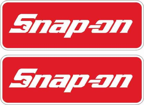"Picture of ""Snap-on"" Decals / Stickers"