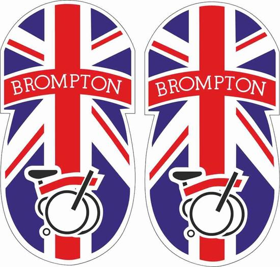 Picture of Brompton Decals / Stickers